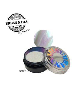 Super Mirror Pigment SM02 | Urban Nails