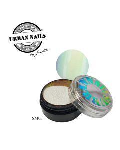 Super Mirror Pigment SM03 | Urban Nails