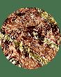 Bladgoud 04 Marmer zilver, goud, rosé
